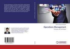 Couverture de Operations Management