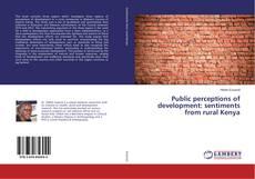 Bookcover of Public perceptions of development: sentiments from rural Kenya