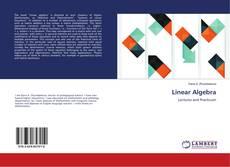 Capa do livro de Linear Algebra