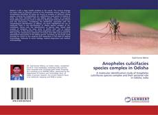 Bookcover of Anopheles culicifacies species complex in Odisha