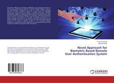 Capa do livro de Novel Approach for Biometric Based Remote User Authentication System