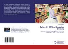 Couverture de Online Vs Offline Shopping in India