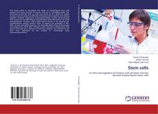 Bookcover of Stem cells