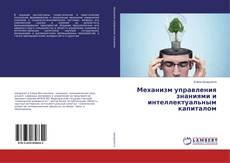 Capa do livro de Механизм управления знаниями и интеллектуальным капиталом