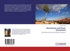 Humanism and Post-humanism kitap kapağı