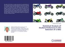 Bookcover of Statistical Analysis of Student Preference in the Selection of a Bike