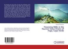 Capa do livro de Financing SMEs in the Tourism Value Chains of Fogo, Cape Verde