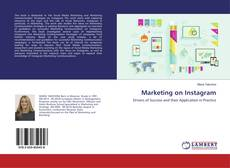 Bookcover of Marketing on Instagram