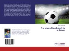 The Internal Load Analysis in Soccer kitap kapağı