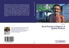Bookcover of Rural Poverty in Nigeria: A Spatial Analysis