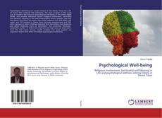 Psychological Well-being kitap kapağı
