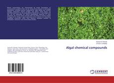 Algal chemical compounds kitap kapağı