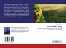 Bookcover of Green Marketing