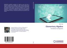 Bookcover of Elementary Algebra