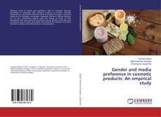 Portada del libro de Gender and media preference in cosmetic products: An empirical study