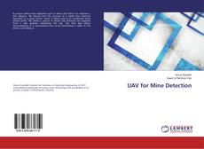 Capa do livro de UAV for Mine Detection