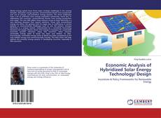 Bookcover of Economic Analysis of Hybridized Solar Energy Technology/ Design