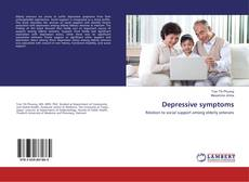 Bookcover of Depressive symptoms