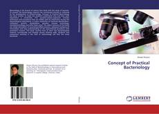 Обложка Concept of Practical Bacteriology