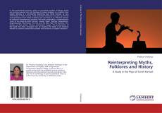 Bookcover of Reinterpreting Myths, Folklores and History