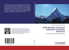 Обложка Dalit Identity and Social Cohesion in Disaster Response