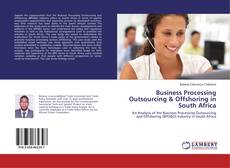 Capa do livro de Business Processing Outsourcing & Offshoring in South Africa