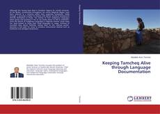 Bookcover of Keeping Tamcheq Alive through Language Documentation
