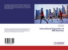 Bookcover of International Expansion of SME Business