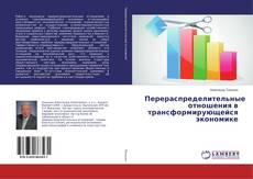 Bookcover of Перераспределительные отношения в трансформирующейся экономике
