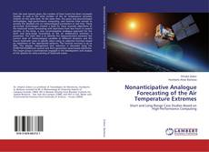 Couverture de Nonanticipative Analogue Forecasting of the Air Temperature Extremes