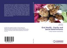Copertina di Oral Health - Equity and Social Determinants