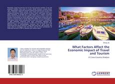 Обложка What Factors Affect the Economic Impact of Travel and Tourism
