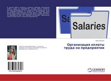 Buchcover von Организация оплаты труда на предприятии