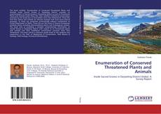 Couverture de Enumeration of Conserved Threatened Plants and Animals