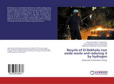 Bookcover of Recycle of El-Dekhaila iron oxide waste and reducing it by hydrogen