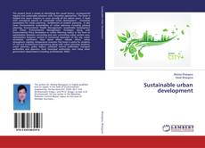 Bookcover of Sustainable urban development