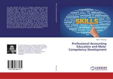 Bookcover of Professional Accounting Education and Meta-Competency Development