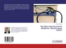 Capa do livro de The New Iraqi Journal of Medicine: Volume three (2007)