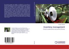 Bookcover of Inventory management