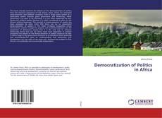 Buchcover von Democratization of Politics in Africa