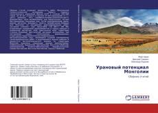Buchcover von Урановый потенциал Монголии