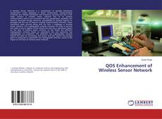 Capa do livro de QOS Enhancement of Wireless Sensor Network