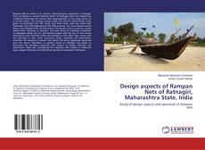 Bookcover of Design aspects of Rampan Nets of Ratnagiri, Maharashtra State, India