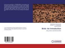 Portada del libro de Birds- An Introduction