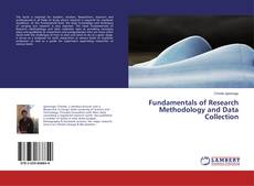 Bookcover of Fundamentals of Research Methodology and Data Collection