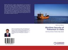 Bookcover of Maritime Security of Fisherman in India