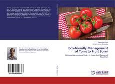 Portada del libro de Eco-friendly Management of Tomato Fruit Borer