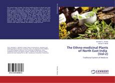 Capa do livro de The Ethno-medicinal Plants of North East India (Vol-2)
