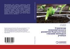 Обложка Стратегии экономического развития Кыргызстана глазами молодых ученых