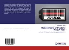 Determinants of Dividend Payout Ratio的封面